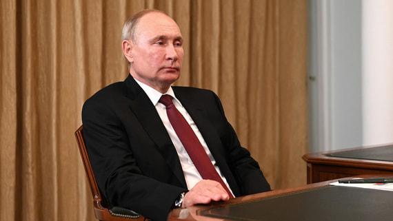 Путин предложил продлить трассу Москва — Казань до Тюмени и Челябинска