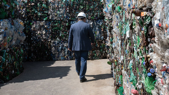 РЭО вложит 2,9 млрд рублей в сортировку мусора