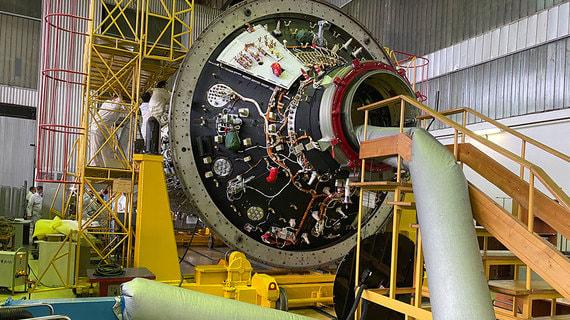 ЕКА рассказало о проблемах с российским космическим модулем «Наука»