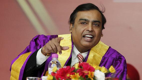Самый богатый бизнесмен Индии дружит только с чиновниками