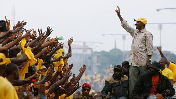 В Гвинее произошел военный переворот