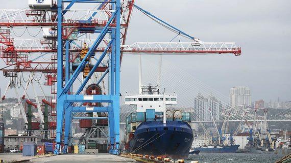 Транзит санкционных продуктов разрешили через три российских порта