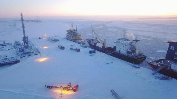 Индийский консорциум может купить у «Новатэка» 9,9% «Арктик СПГ–2»