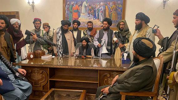 «Талибан» объявил о ключевых назначениях в новом правительстве Афганистана