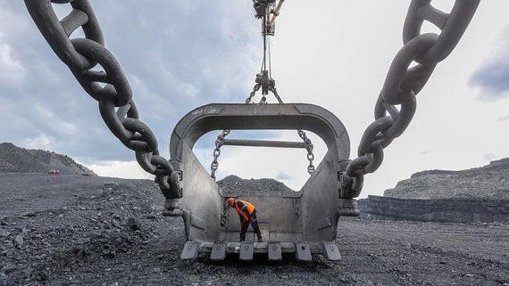 Акции «Мечела» взлетели на фоне подорожании угля в Азии