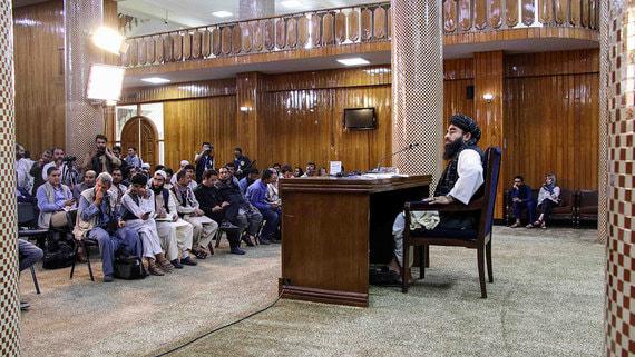 Талибы объявили о полной победе в Афганистане
