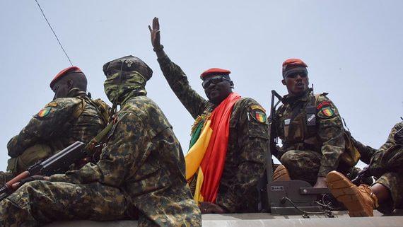 Как гвинейский спецназ встряхнул алюминиевый рынок
