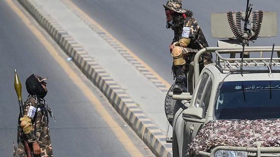 Россия не спешит оценивать правительство 11 сентября в Афганистане