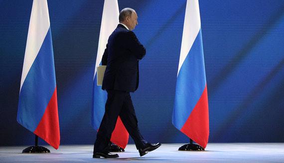 В Кремле раскрыли детали самоизоляции Путина