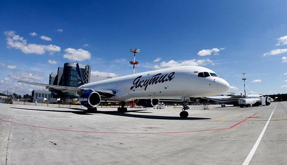Гендиректор авиакомпании «Якутия» увольняется после проверки Ространснадзора