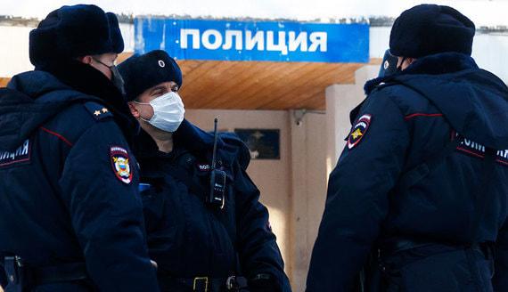 В Воронежской области мужчина напал на отделение полиции
