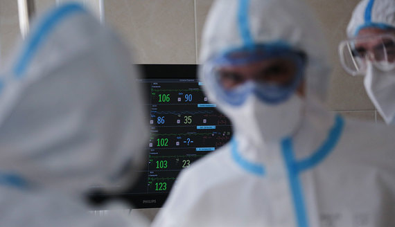 В России впервые с августа выявили более 19 000 случаев COVID-19 за сутки