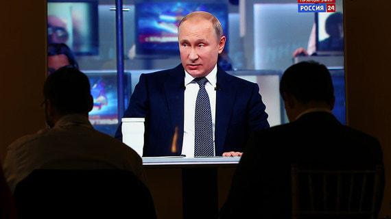 В Кремле допустили, что Путин проголосует на выборах онлайн