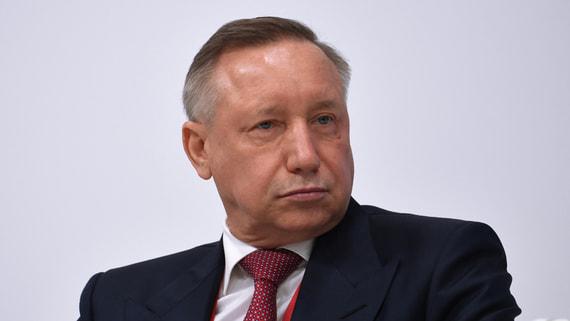 Глава Санкт-Петербурга Беглов уволил двух вице-губернаторов