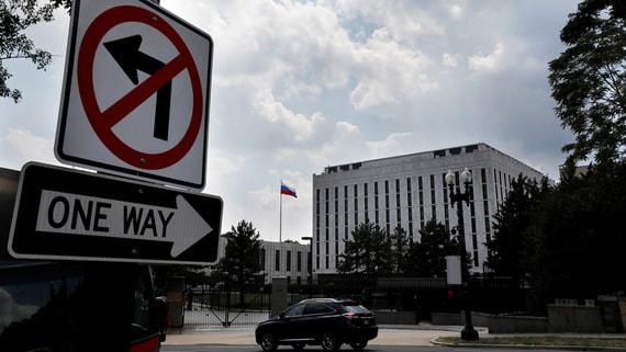 Посольство России обратилось в госдеп из-за ареста замглавы «Новатэка» Джитвэя