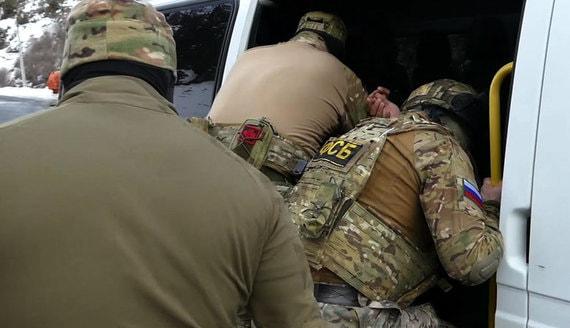 ФСБ сообщила о поимке выполнявшего задание Украины гражданина Узбекистана