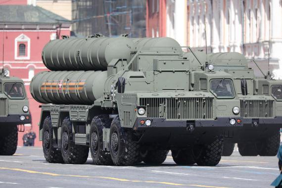 Эрдоган подтвердил планы Турции по покупке у России систем С-400