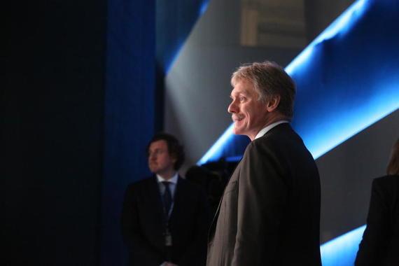В Кремле оценили вероятность встречи Путина и Зеленского
