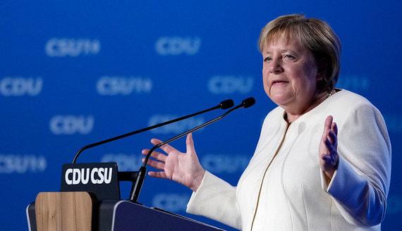 В блоке Меркель назвали катастрофой результат выборов в Германии