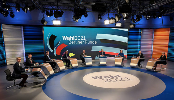 В Кремле рассчитывают на преемственность в отношениях после выборов в Германии
