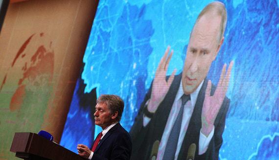 Песков назвал Путина сторонником сменяемости власти