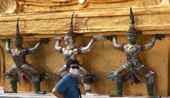 Таиланд перенес на ноябрь открытие Бангкока для вакцинированных туристов