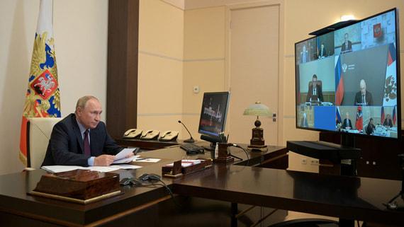Путин пообещал продолжить повышать пенсии в России
