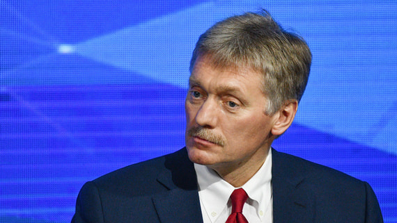 Песков ответил на вопрос о выборе переводчицы на переговоры Путина с Трампом