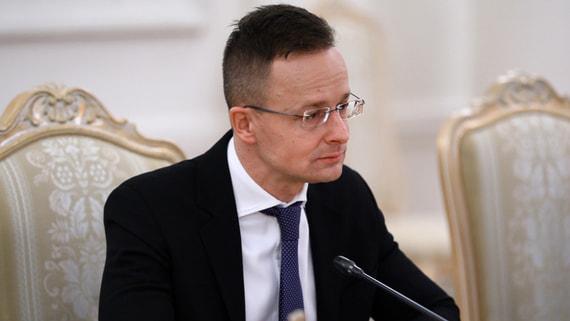 Глава МИД Венгрии объяснил выбор маршрута транзита газа по контракту с «Газпромом»
