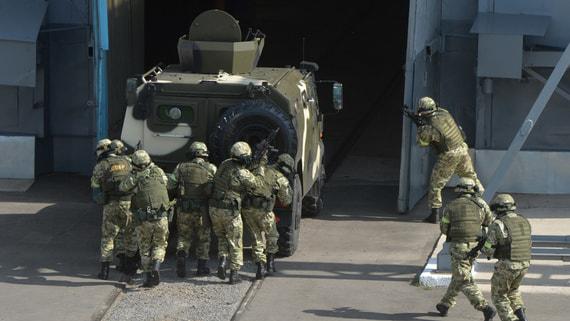В Минске во время антитеррористической операции погиб сотрудник КГБ