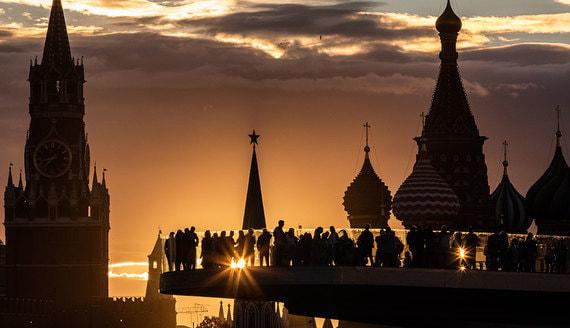 Москва заняла четвертое место в рейтинге лучших городов мира