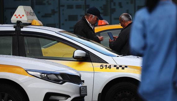 В Госдуму внесен проект о запрете водителям с судимостью работать таксистами