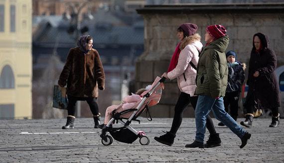 Путин не исключил дополнительных мер поддержки семей с детьми