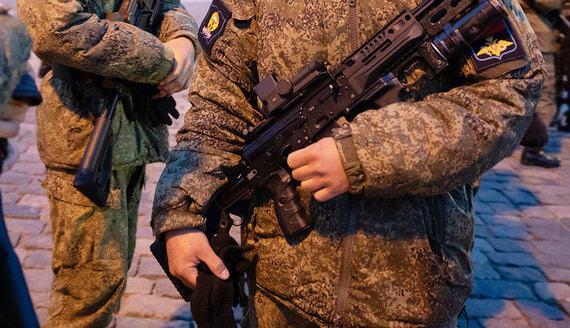 Из воинской части на Урале пропал солдат-срочник с оружием