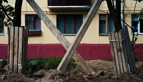 Путин призвал запустить новую программу расселения аварийного жилья