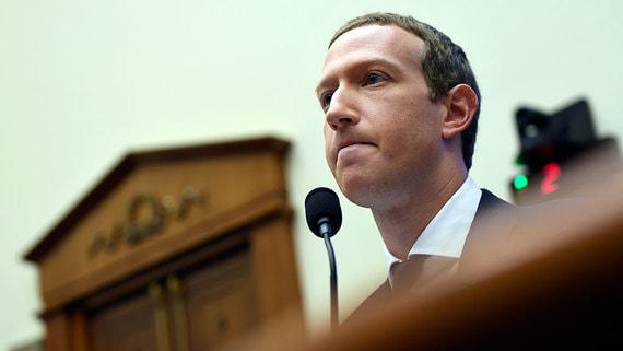 Власти США обвинили Цукерберга в причастности к утечке данных пользователей Facebook
