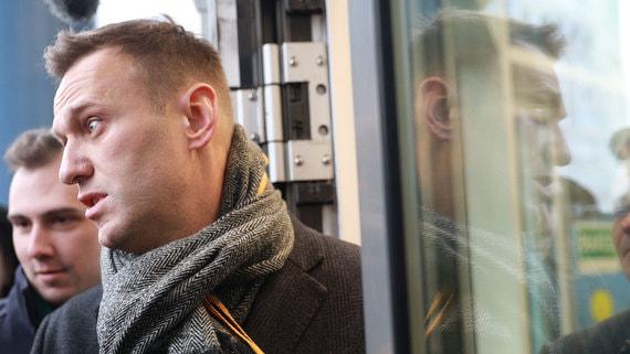 С чем возвращается Навальный