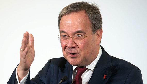 Поможет ли Армину Лашету стать канцлером ФРГ мягкое отношение к России