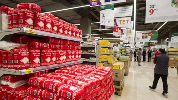 Минсельхоз сообщил о снижении цен на сахар и масло