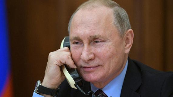 Путин и Лукашенко обсудили борьбу с коронавирусом