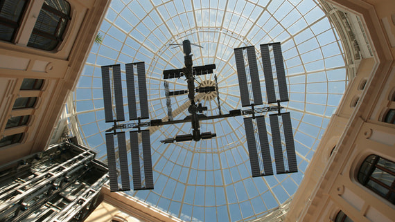 На МКС вновь отказала система подачи кислорода