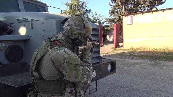 Боевики из Украины входили в состав ликвидированной в Чечне банды