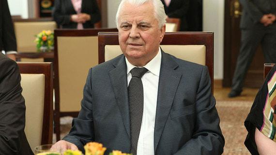 Кравчук заявил о желании посетить Крым