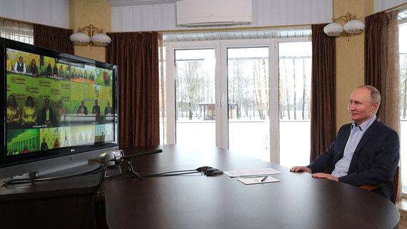 Путин с интересом смотрит на виноградники