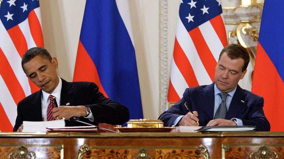 Начались российско-американские консультации о продлении СНВ-3